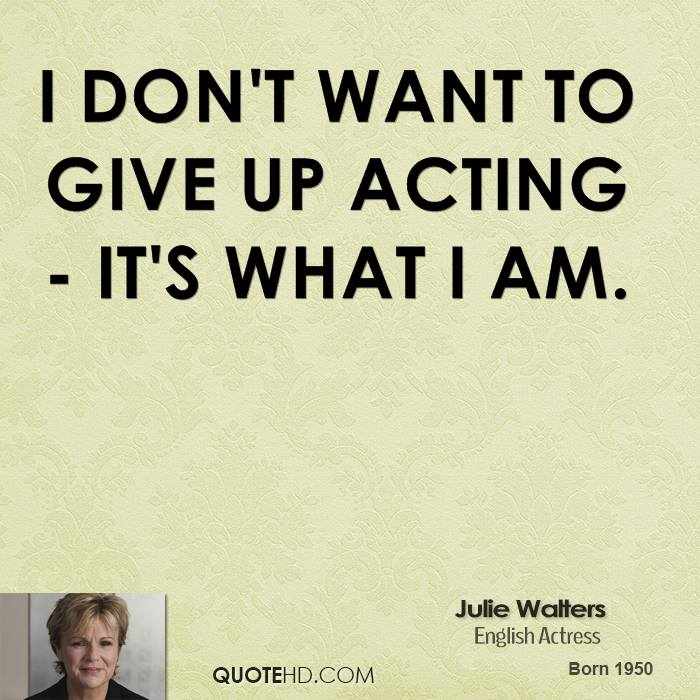Julie Walters's quote #2