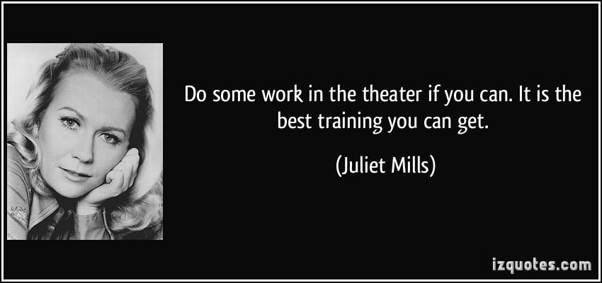Juliet Mills's quote #3