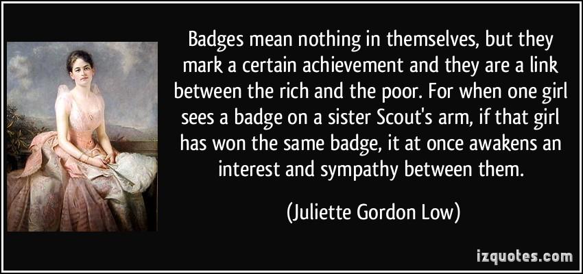 Juliette Gordon Low's quote #3