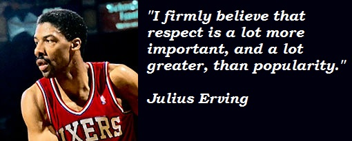 Julius Erving's quote #4