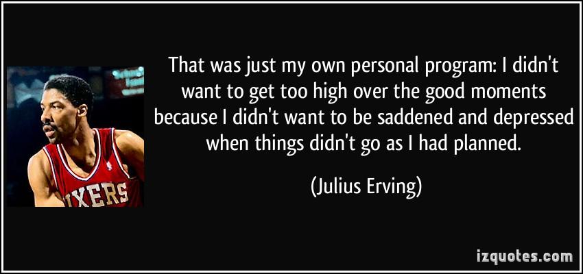 Julius Erving's quote #2