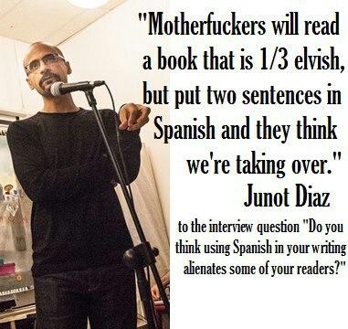 Junot Diaz's quote #2