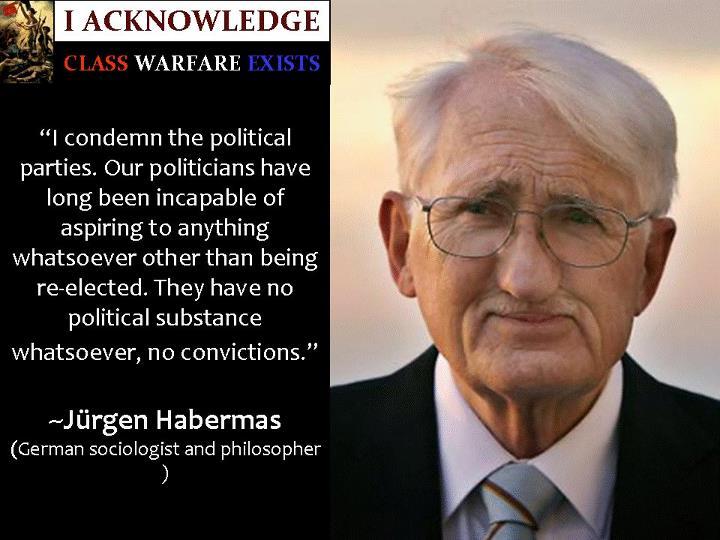 Jurgen Habermas's quote #8