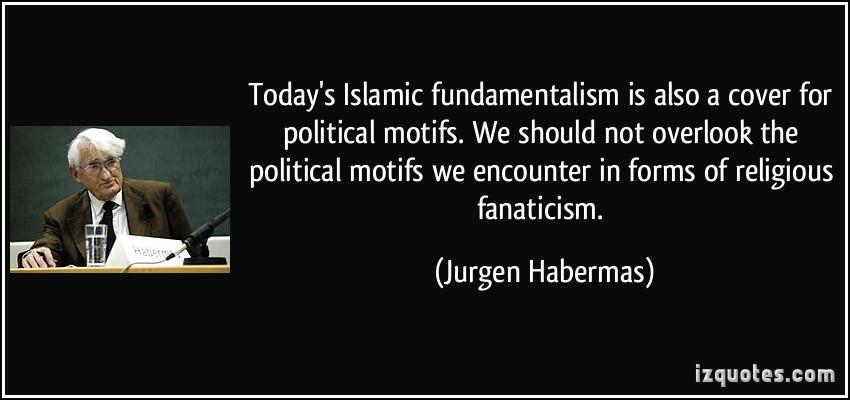 Jurgen Habermas's quote #7