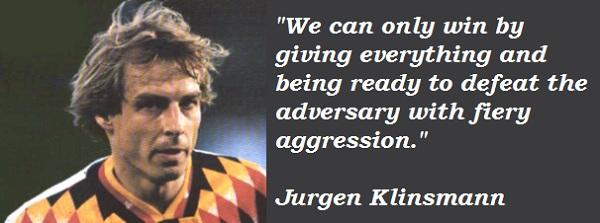 Jurgen Klinsmann's quote #4