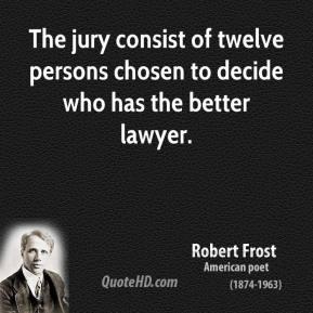 Jury quote #1