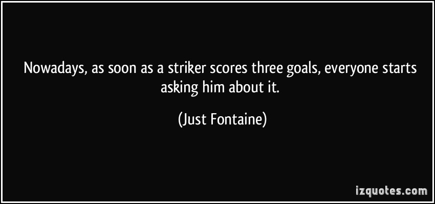 Just Fontaine's quote #5