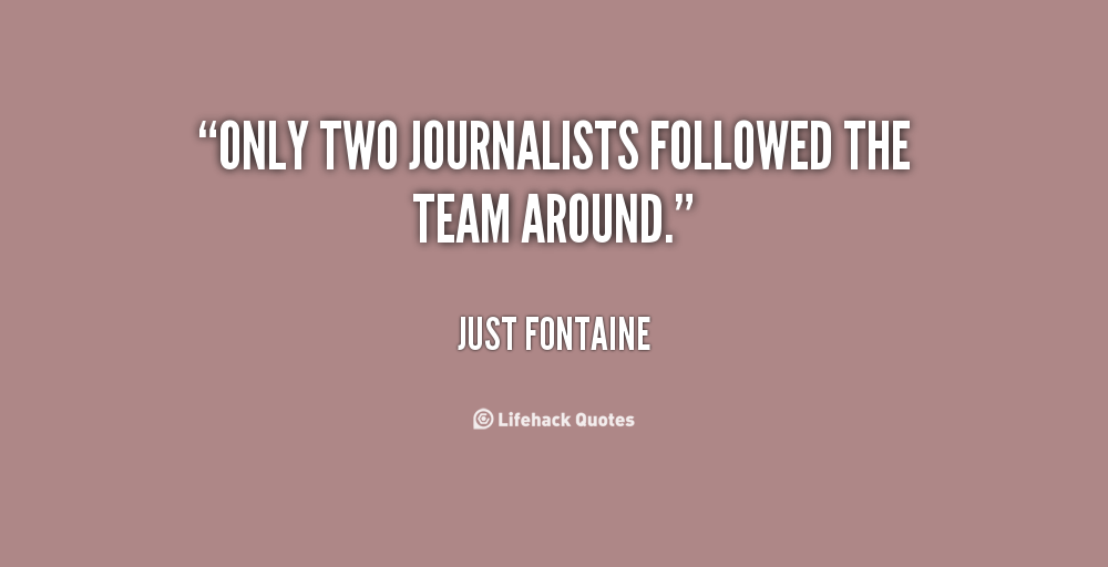 Just Fontaine's quote #4