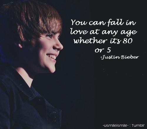 Justin Bieber's quote #4