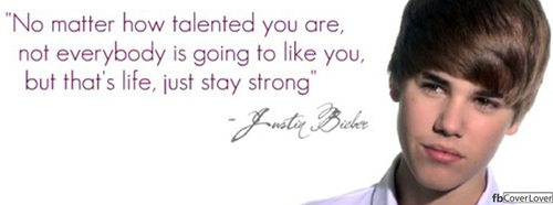Justin Bieber's quote #3