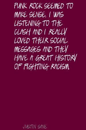 Justin Sane's quote #4