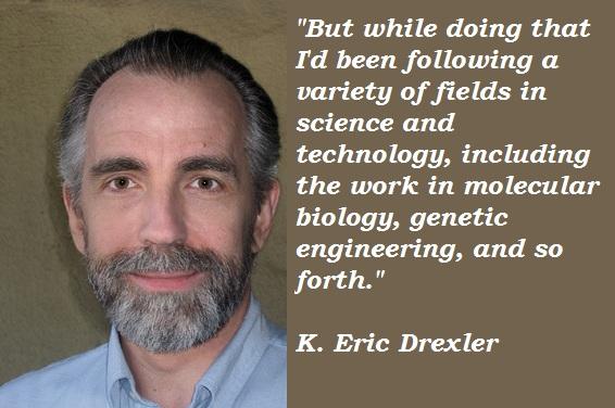 K. Eric Drexler's quote #7