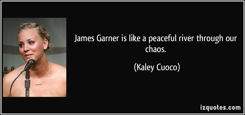 Kaley Cuoco's quote #4