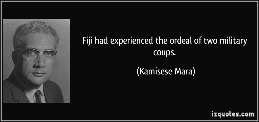 Kamisese Mara's quote #6