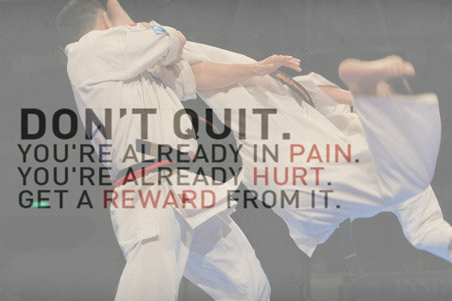 Karate quote #2