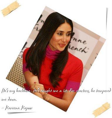 Kareena Kapoor's quote #2
