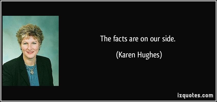 Karen Hughes's quote #7