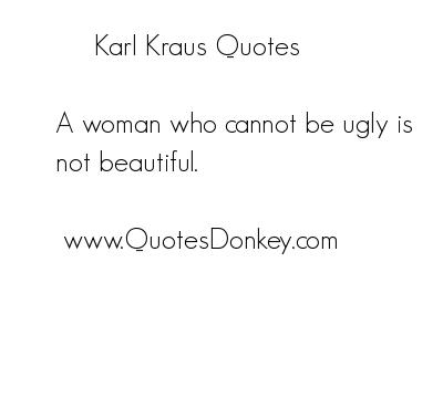 Karl Kraus's quote #5