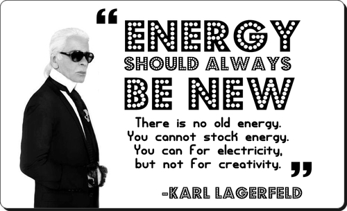 Karl Lagerfeld's quote #4