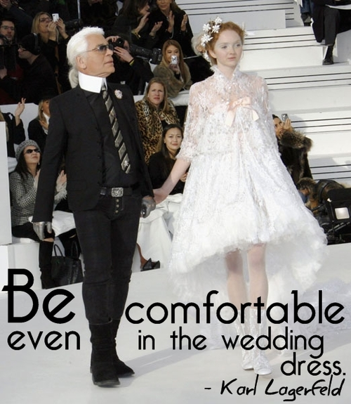 Karl Lagerfeld's quote #6