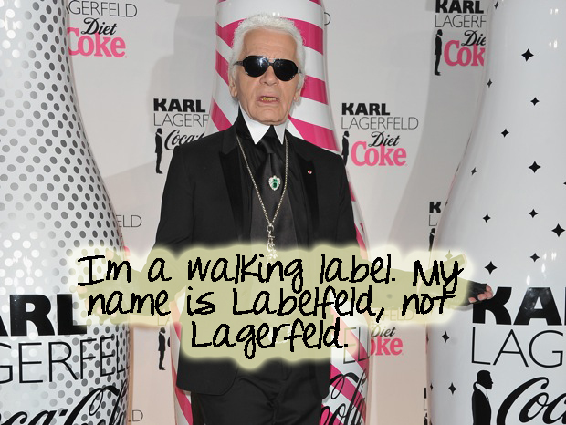 Karl Lagerfeld's quote #7