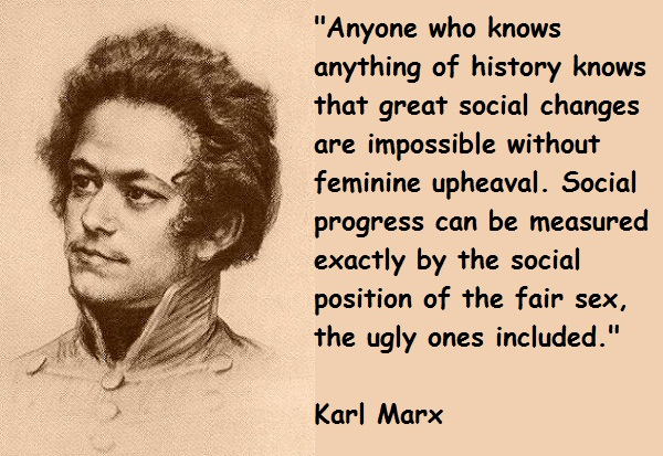 Karl Marx's quote #2