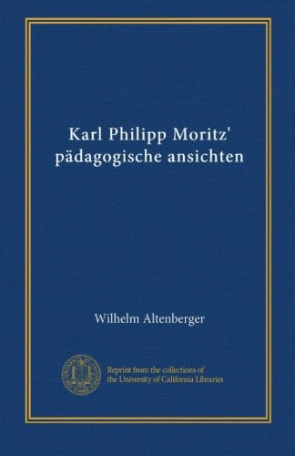 Karl Philipp Moritz's quote #4