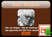 Karl Shapiro's quote #4