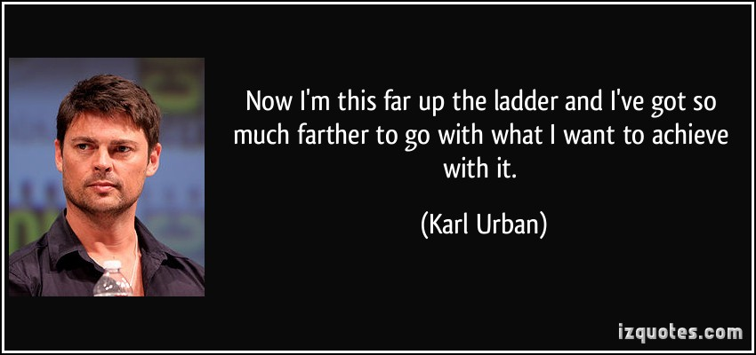 Karl Urban's quote #2
