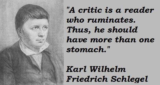 Karl Wilhelm Friedrich Schlegel's quote #3