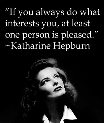 Katharine Hepburn's quote #5
