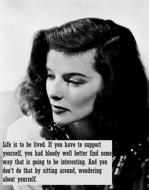 Katharine Hepburn's quote #6