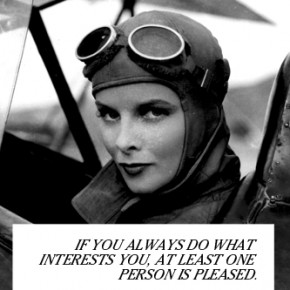 Katharine Hepburn's quote #8