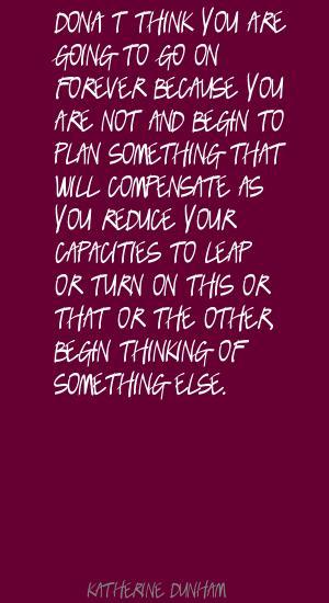 Katherine Dunham's quote #6