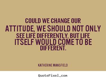 Katherine Mansfield's quote #8