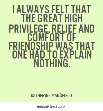 Katherine Mansfield's quote #4