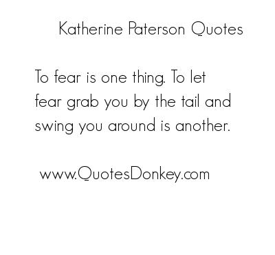 Katherine Paterson's quote #2