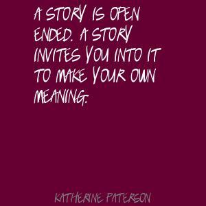Katherine Paterson's quote #1