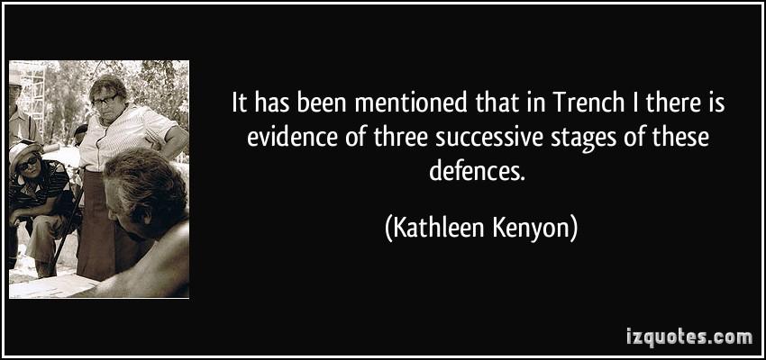 Kathleen Kenyon's quote #3
