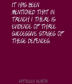 Kathleen Kenyon's quote #2