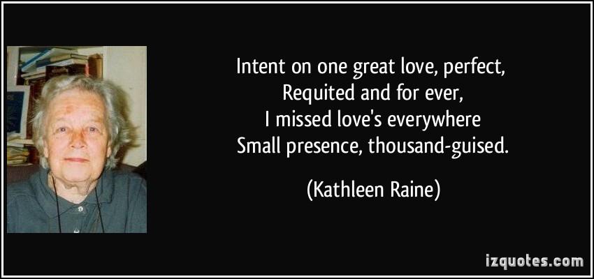 Kathleen Raine's quote #2