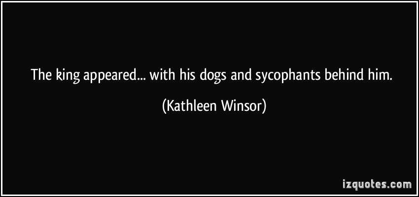 Kathleen Winsor's quote #3