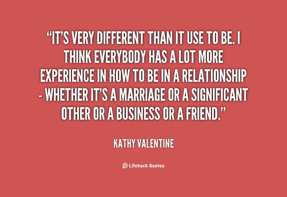 Kathy Valentine's quote #2