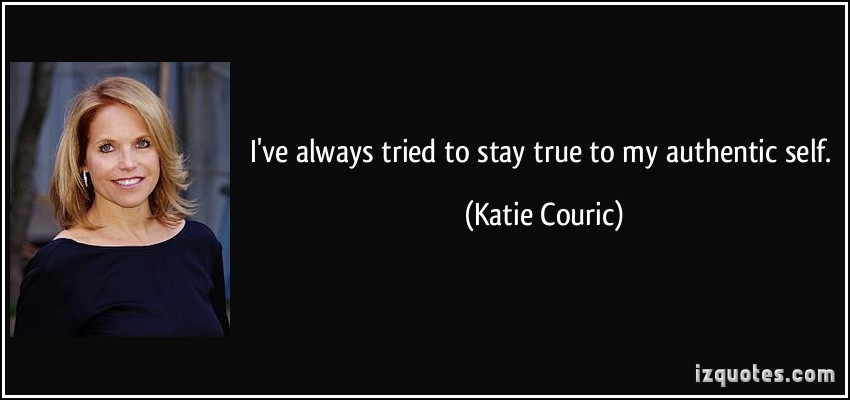 Katie Couric's quote #1
