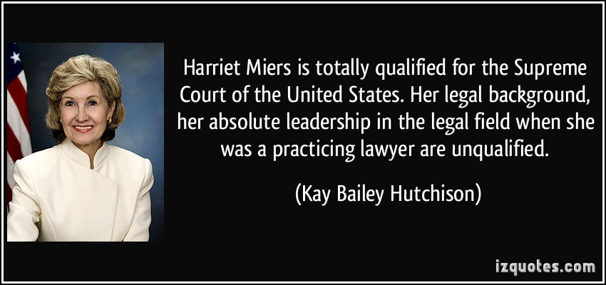 Kay Bailey Hutchison's quote #3
