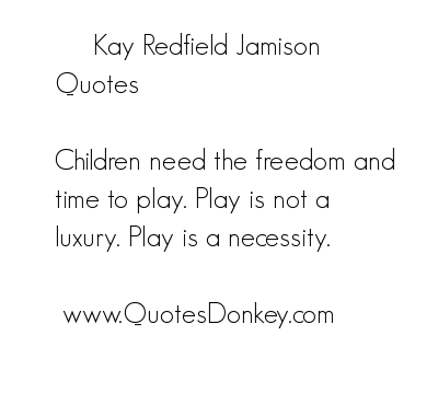 Kay Redfield Jamison's quote