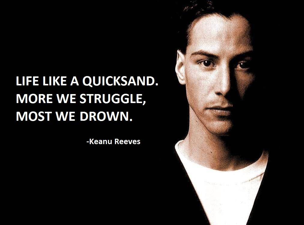 Keanu Reeves's quote #1