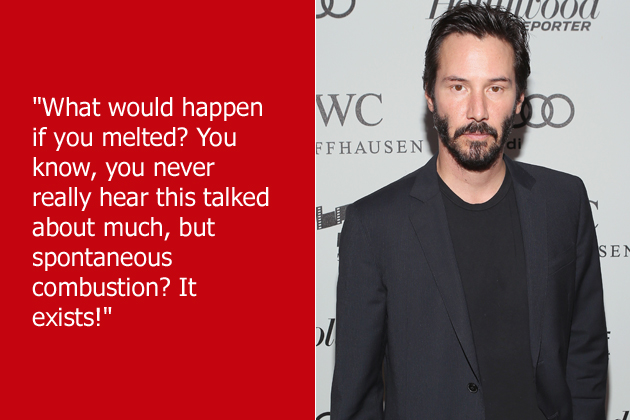 Keanu Reeves's quote #3