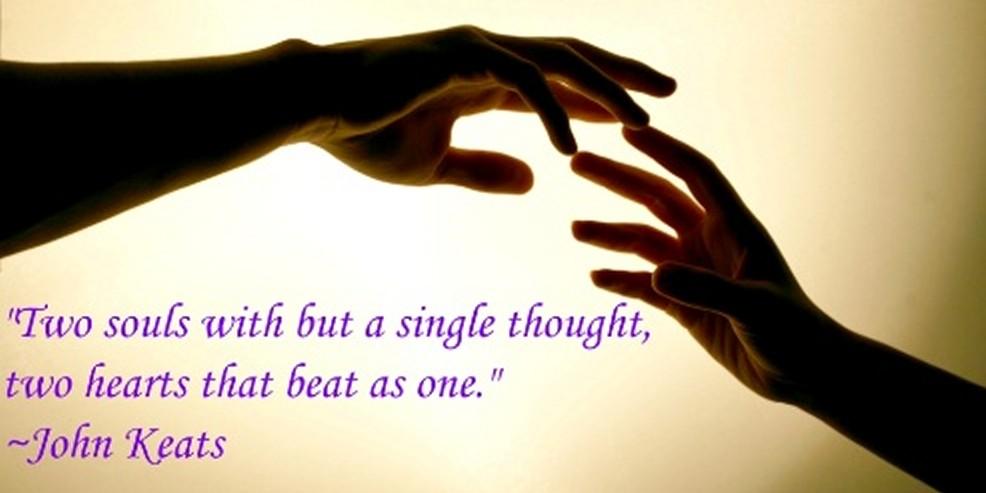 Keats quote #1