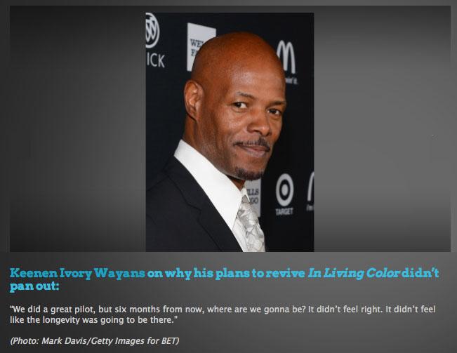 Keenen Ivory Wayans's quote #4
